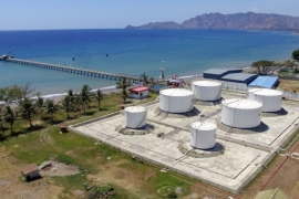 East Timor's leadership sees developing the Greater Sunrise oil and gas fields as a pathway to prosperity in a nation struggling with extreme poverty [File: Dimas Ardian/Bloomberg]