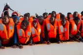 More than 620 people are feared to have drowned in the Mediterranean while trying to reach Europe from Africa's shores this year [File: Faras Ghani/Al Jazeera]