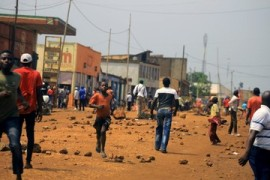 DR Congo violence: Dozens killed by rebels in Beni