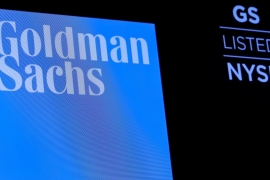 The global resolutions announced on Thursday conclude more than half a decade's worth of investigations into Goldman's role in 1MDB [File: Brendan McDermid/Reuters]