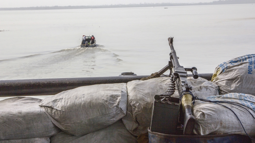 Crew of Chinese boat freed after ransom payment: Nigerian army