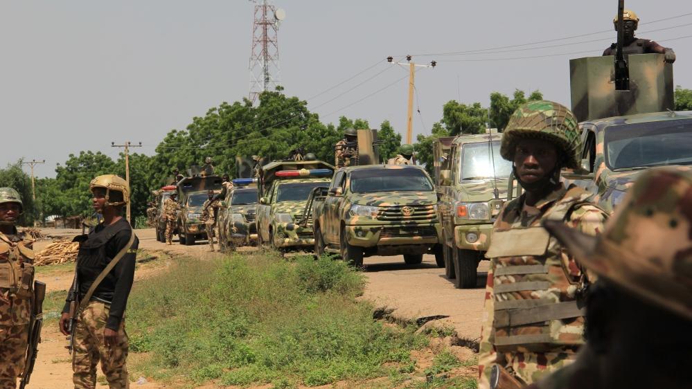 Armed group captures military base in northeast Nigeria | Conflict News |  Al Jazeera
