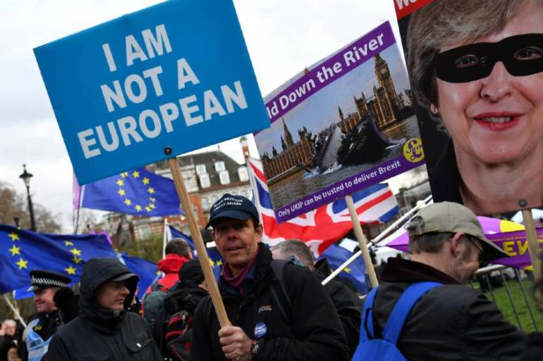 U2018Brexit Identity U2019 More Important To Voters Than Party