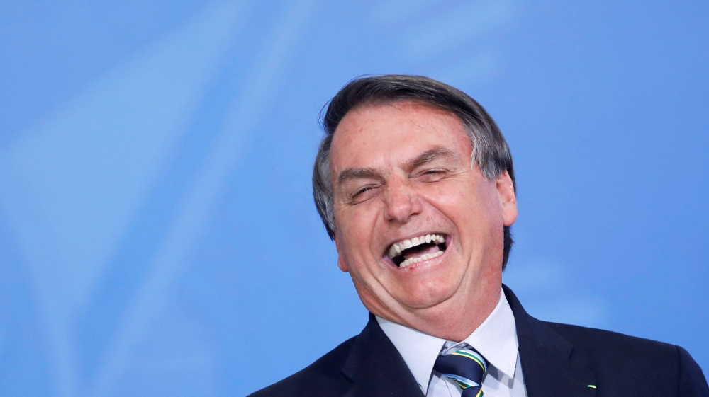 Bolsonaro Is Laying The Foundations Of A New Dictatorship