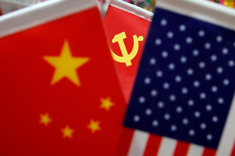 Beijing's directive to swap US technology in Chinese government offices for domestic suppliers mirrors efforts by the Trump administration to curb the use of Chinese technology in the US and among America's allies [File: Aly Song/Reuters]