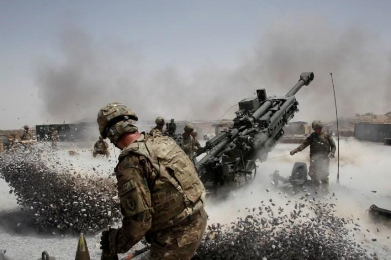 Der US-Krieg in Afghanistan ist vorbei, sagt Biden. Aber die USA bleiben im Krieg