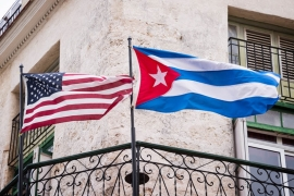 US-Cuba relations have taken a hit from changing administrations and regional crises [File: iStock/Getty Images]