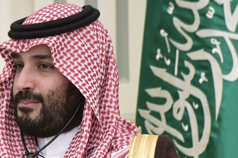 This week Saudi Aramco surged passed $2 trillion in trading on the country's Tadawul stock exchange, a figure initially touted by Crown Prince Mohammed bin Salman [File: Sputnik/Alexei Nikolsky/Kremlin via Reuters]