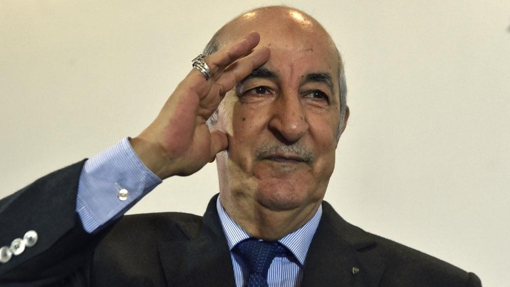 Abdelmadjid Tebboune: Who is Algeria's new president? | Algeria News | Al Jazeera