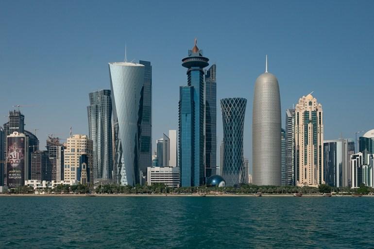 In 2017 an air, land and sea blockade was imposed on Qatar by four Arab countries - Saudi Arabia, Egypt, the United Arab Emirates and Bahrain [File: Sorin Furcoi/Al Jazeera]