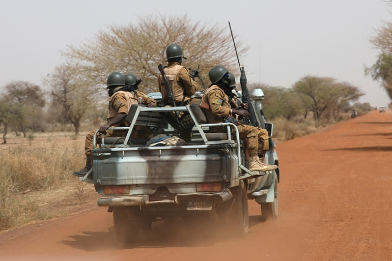 Security forces are battling to contain the violence that hit the country's north [File: Luc Gnago/Reuters]