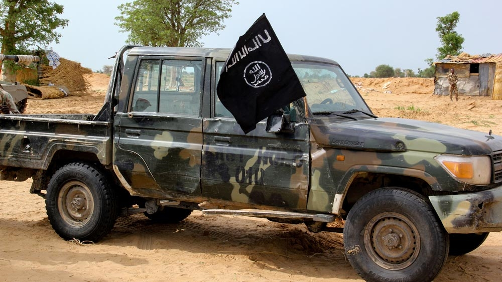 Watch Nigerian official says new chief of ISIL-linked group killed – Al Jazeera English News