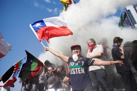 Chile protests 2 months on: 'We're ready to continue to very end'