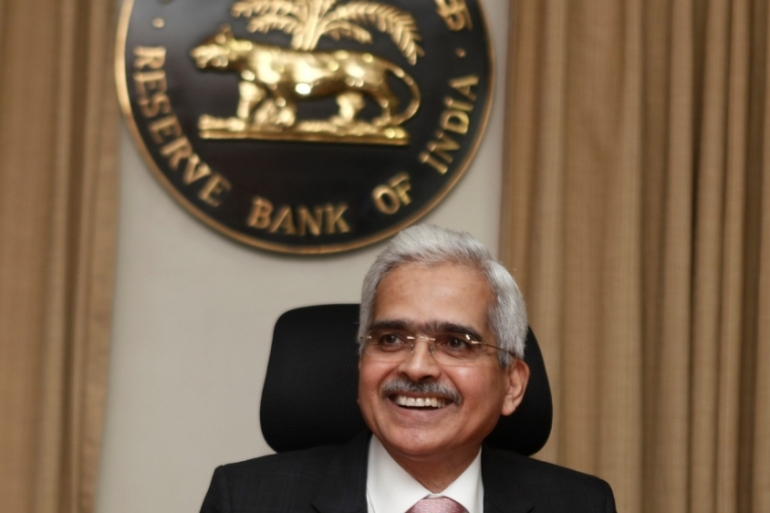 The RBI, led by Governor Shaktikanta Das, said that it would maintain its accommodative stance towards monetary policy [Francis Mascarenhas/Reuters]