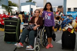 Venezuela crisis: The refugees who fled a collapsed economy