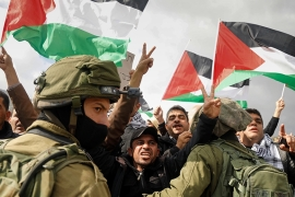 Anger in Palestine over Trump plan, but protests see low turnout