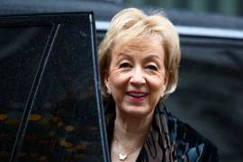 UK business secretary Andrea Leadsom said disagreements over individual issues wouldn't affect long-standing relations between the UK and US [Hannah McKay/Reuters]