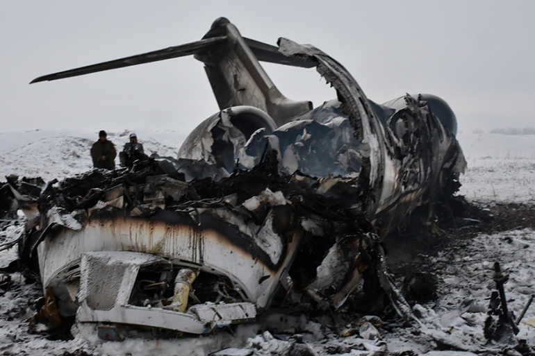 The cause of the plane crash has yet to be made public [File: Saifullah Maftoon/AP Photo]