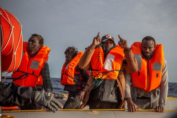 Since 2014, more than 20,000 migrants and refugees have died at sea while trying to reach Europe from Africa [File: Faras Ghani/Al Jazeera]