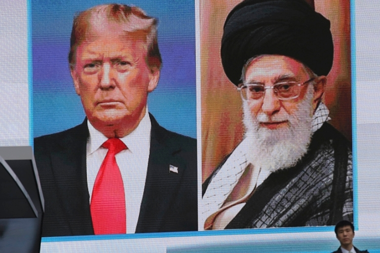 Tensions between the US and Iran dramatically heightened in the aftermath of Soleimani's killing last week [File: Koji Sasahara/AP]