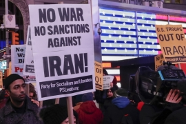 No war with Iran – but no peace, either