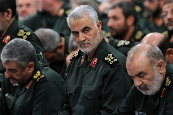 Soleimani was in killed in a US drone strike in Iraq on January 3 [File: EPA]