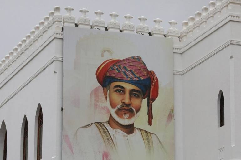 Under Qaboos's leadership, Oman mediated talks between the warring sides in the continuing Yemen war [Christopher Pike/Reuters]