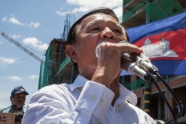 Cambodia: 'Treason' trial for opposition leader begins