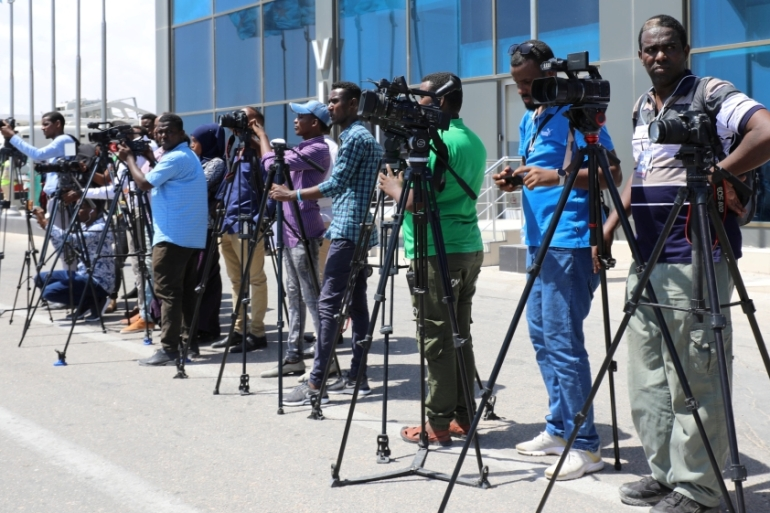 Most Somali journalists who were detained this year by government forces were reporting on bombings and corruption [File: Feisal Omar/Reuters]
