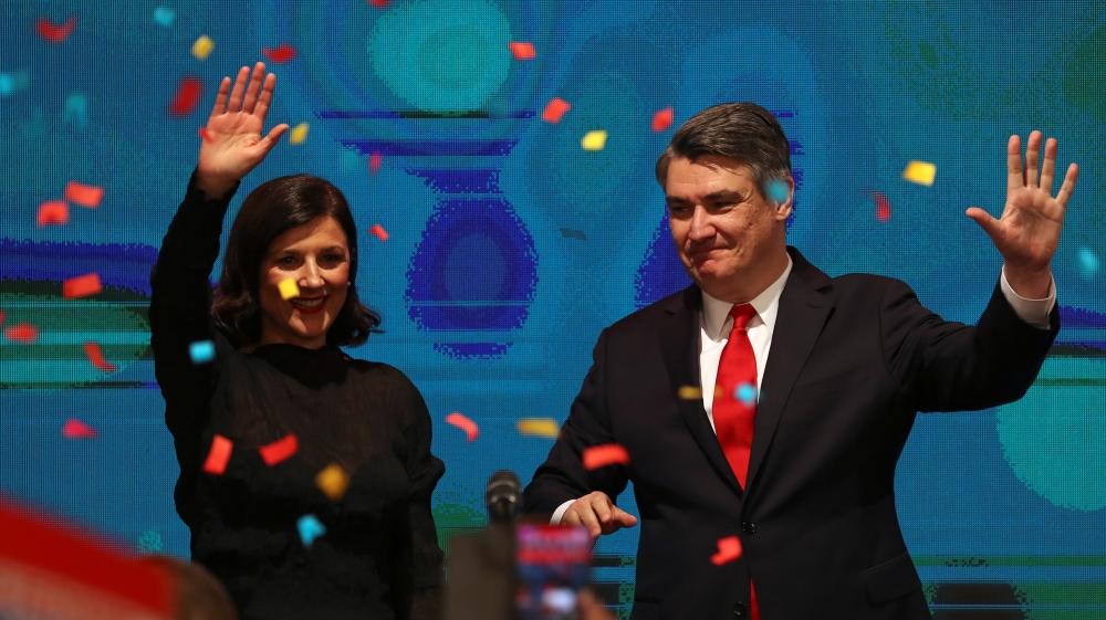 Former PM Zoran Milanovic Wins Croatia Presidential Polls