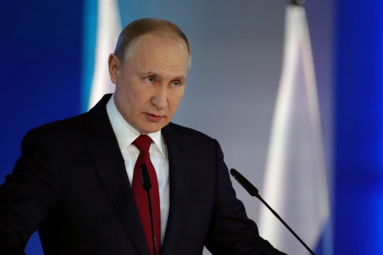 Putin S Constitutional Reforms Could Lead To His Political Demise Russia Al Jazeera