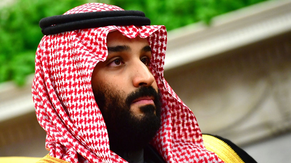 Lawsuit alleges MBS tried to lure ex-spymaster's household to hurt