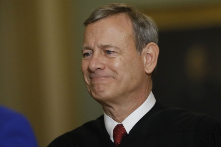 Us Impeachment Trial What Role Will Chief Justice Roberts Play Donald Trump News Al Jazeera