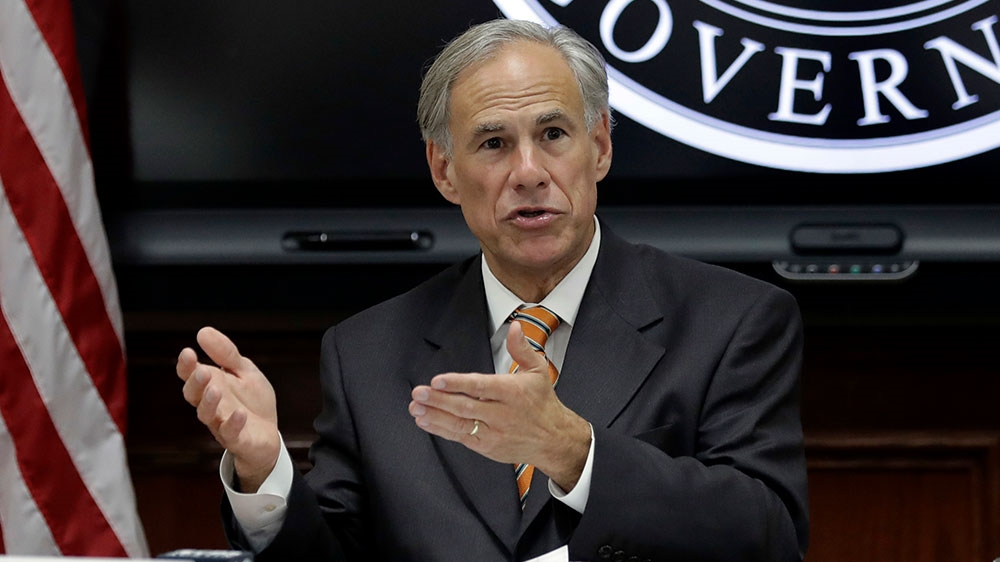 Texas governor lifts masks mandate, COVID restrictions