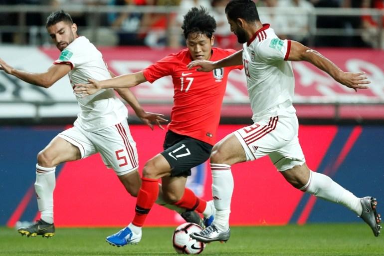 Iran Football Body Slams Afc Ban On Hosting International Matches Iran News Al Jazeera