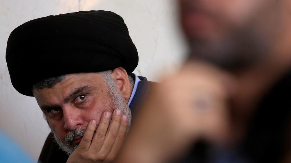 Iraq's Shia al-Sadr backs early vote 'supervised' by the UN