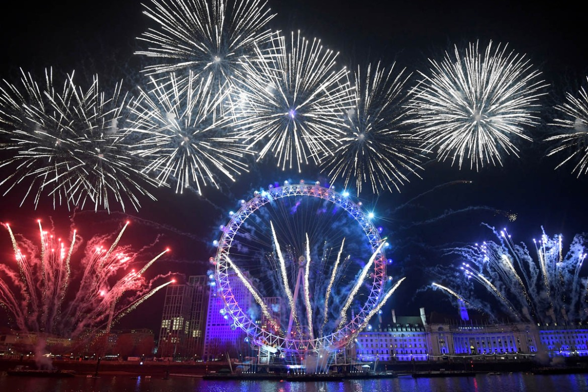 In Pictures New Year Celebrations Around The World Asia Pacific Al Jazeera