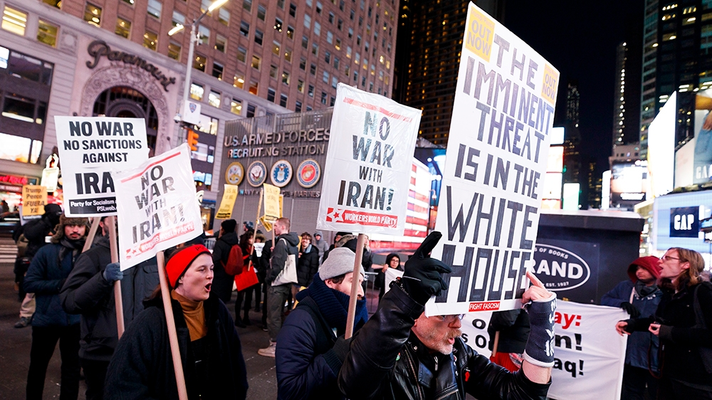 Iran And Us President Donald Trump A Timeline Of Key Events Middle East Al Jazeera