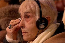 Remembering Auschwitz: Holocaust survivors share testimonies