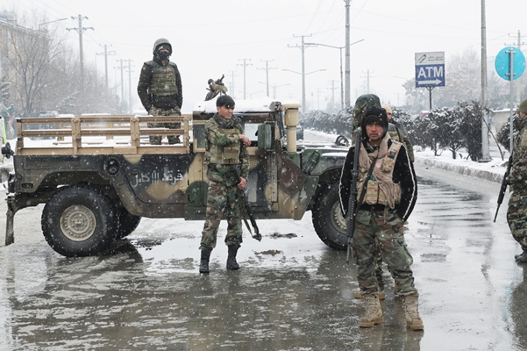 Us Taliban Truce Begins Raising Hopes Of Peace Deal Asia Al Jazeera