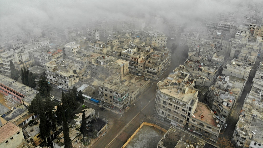 Sirya Syria's Civil
