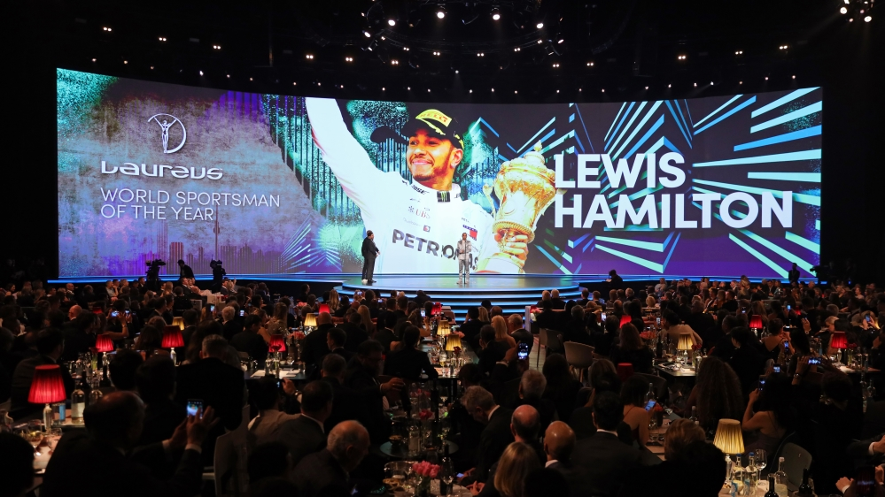 Messi, Hamilton jointly crowned Laureus sportsman of the year