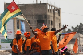 Togo election: Gnassingbe expected to extend family's long rule