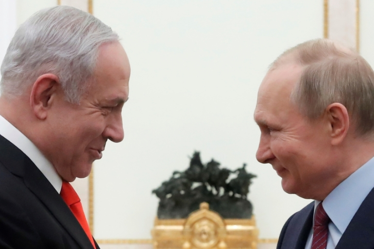 Russia S Difficult Balancing Act Between Iran And Israel Iran Al Jazeera