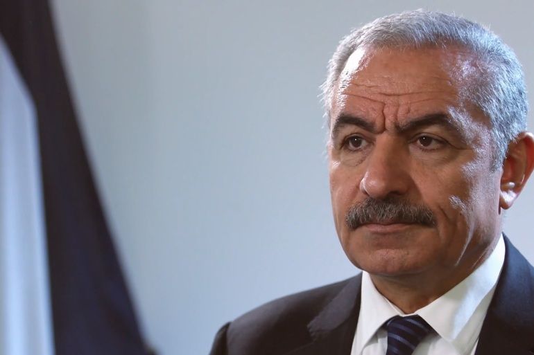 Shtayyeh's comments reflected the sense of desperation on the Palestinian side after a series of US moves that have left them weakened and isolated [FIle: Al Jazeera]