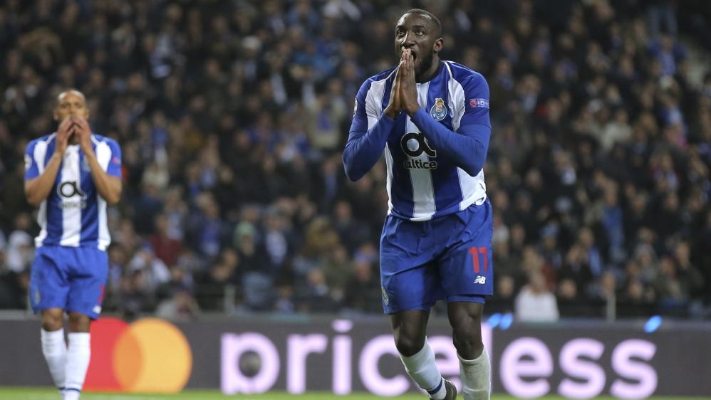 'Shame': Porto striker Marega leaves pitch after racist abuse