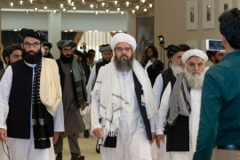 The US and the Taliban signed an agreement on February 29 in Doha aimed at ending the 18-year war in the South Asian nation [File: Sorin Forcui/Al Jazeera]