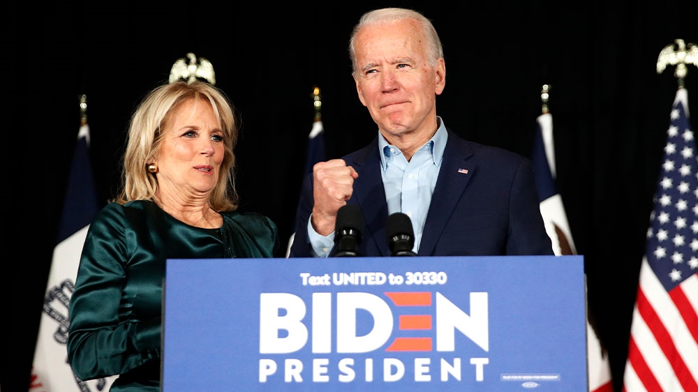 Joe Biden Who Is He And Where Does He Stand On Key Issues Joe Biden News Al Jazeera What has joe biden said about his wife? joe biden who is he and where does he stand on key issues