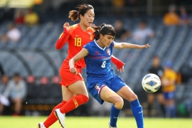 A four-team women's Olympic qualifying tournament was moved from Wuhan to Australia by the AFC [Mark Kolbe/Getty Images]