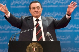 Obituary: Hosni Mubarak, Egypt's longest-serving president